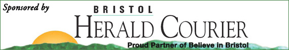 Sponsored by Bristol Herald Courier, Proud Partner of Believe in Bristol