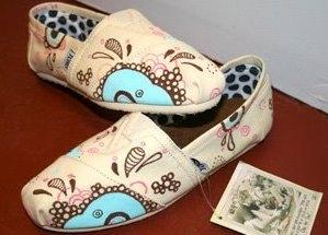 81ed47003c74 Paint Your Own Tom Shoes Registration Deadline at