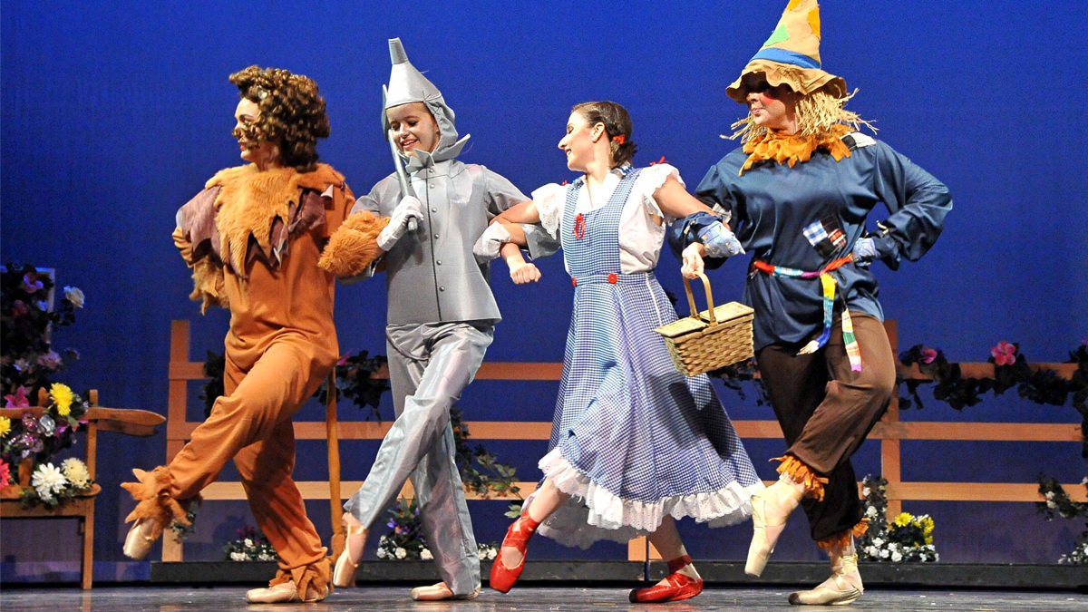 Highlands Ballet Presents The Wizard Of Oz At Paramount