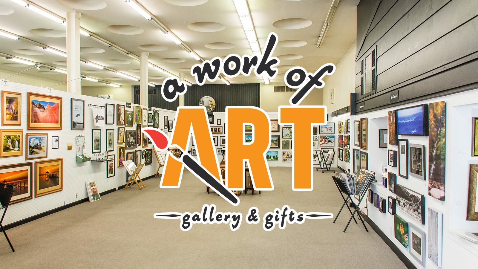 Grand Re Opening Celebration At A Work Of Art Gallery Gifts Downtown Bristol Events