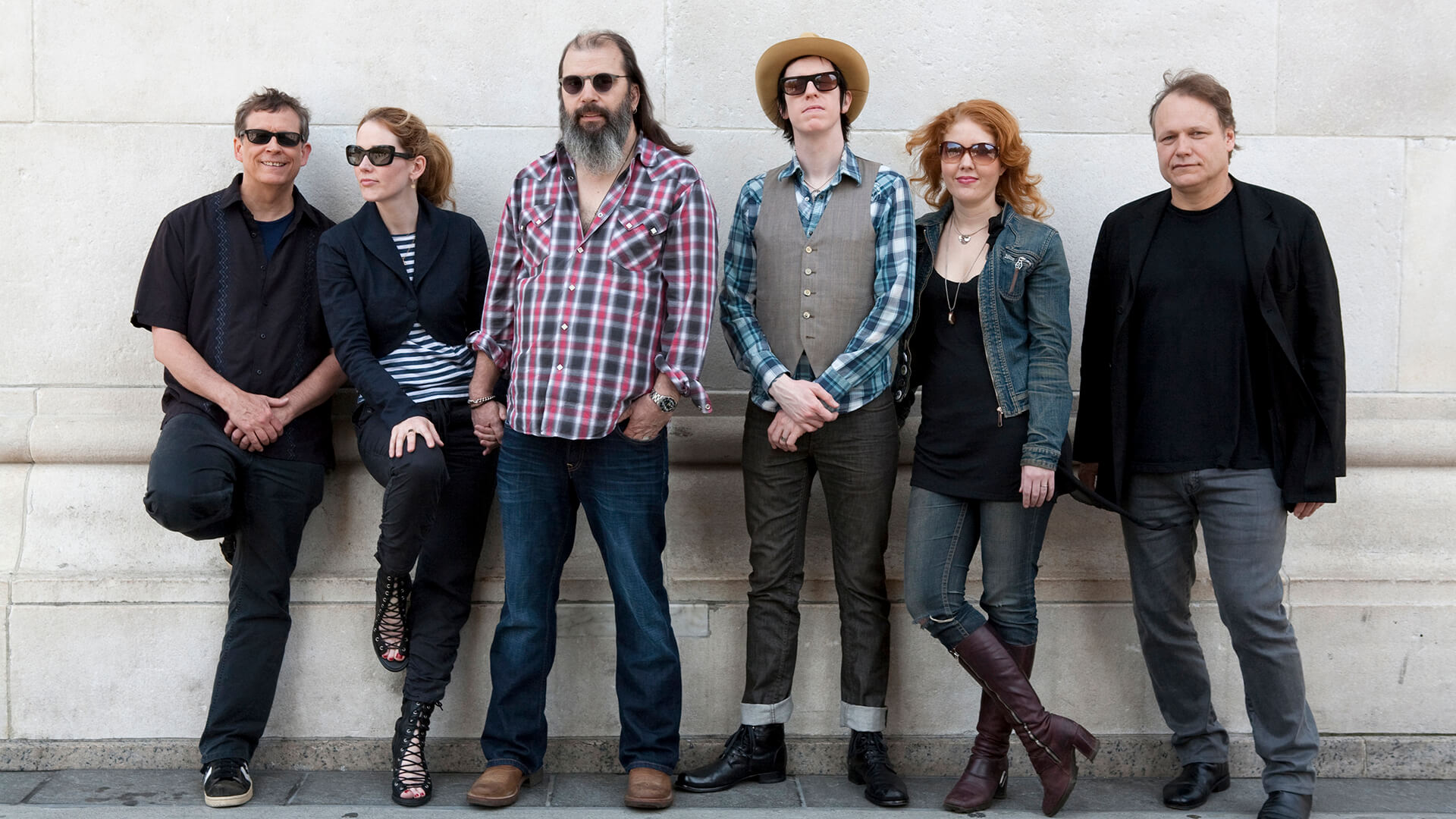 Steve Earle And The Dukes 30th Anniversary Of Copperhead Road At
