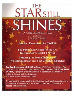 The star still shines production at the paramount center downtown the star still shines production at the paramount center downtown bristol blog believe in bristol historic downtown tn va fandeluxe Gallery