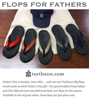 2e7f7359967 Flops for Fathers Day!