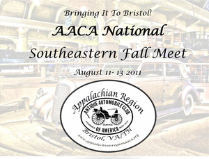 Antique automobile club of america and the aaca appalachian region antique automobile club of america and the aaca appalachian region present aaca national fall meet in bristol downtown bristol blog believe in bristol fandeluxe Gallery