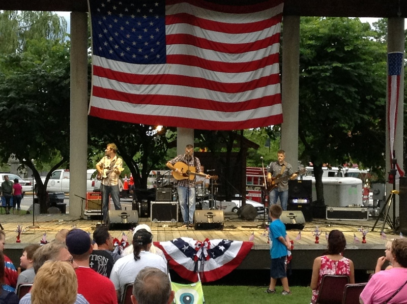 Celebrate Bristol's 4th of July Extravaganza and Border Bash!