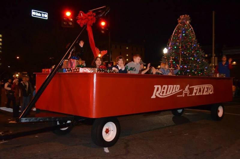 32nd Annual Christmas Parade in Historic Downtown Bristol