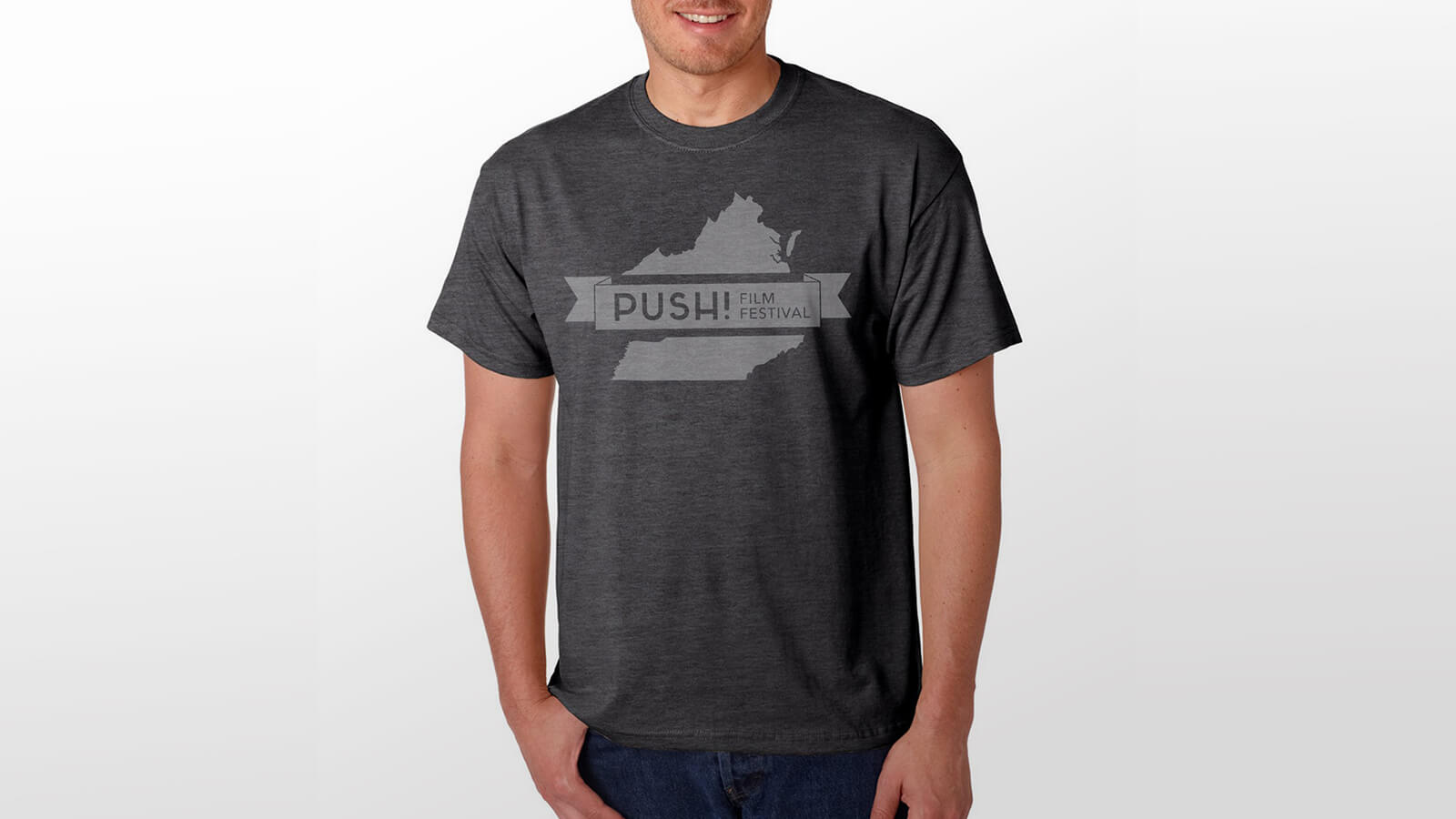 PUSH! Film Festival T-Shirt