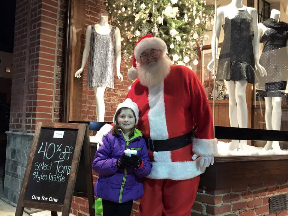Downtown Christmas Open House 2015