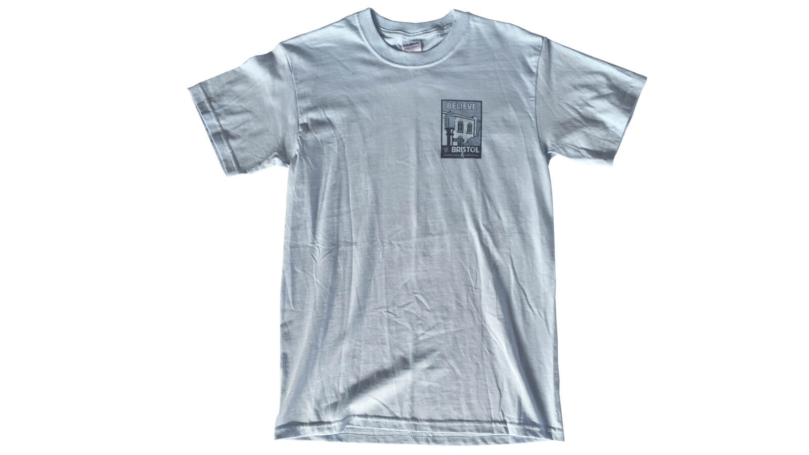 Border Bash T-Shirt (Blue)