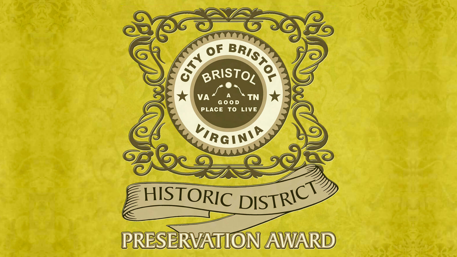 Bristol Virginia Historic District Preservation Award Committee ...