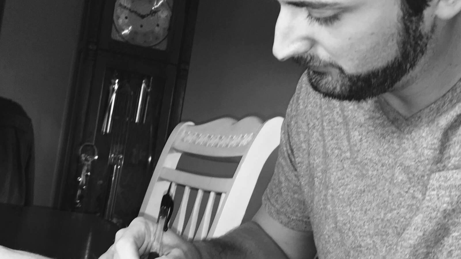 Author Meet Greet Michael C Miles At Blackbird Bakery Downtown
