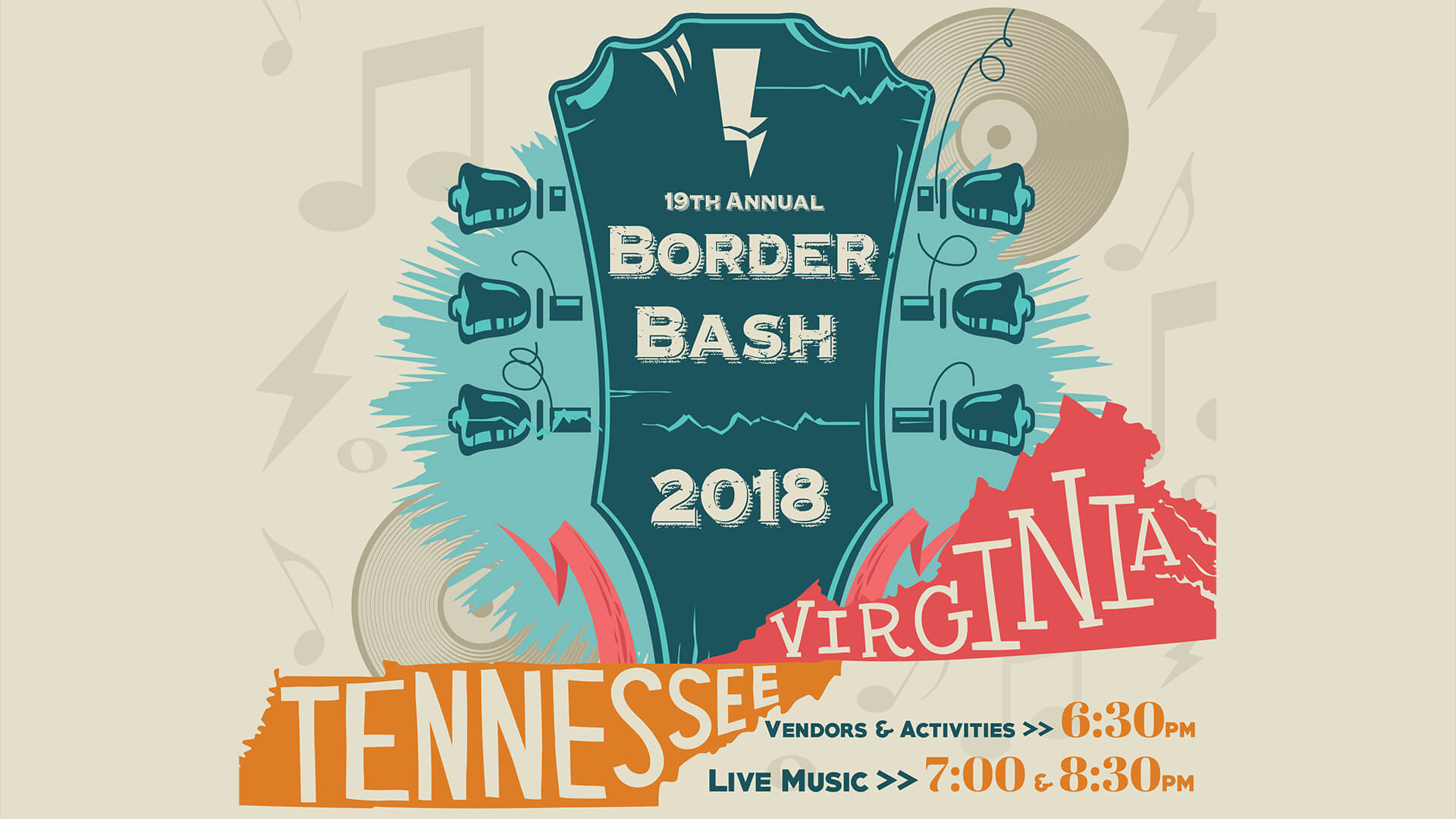 Border Bash Celebrates 19 Years In Historic Downtown Bristol